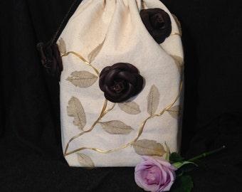 """Bag: """"Prairie Rose"""" Bag"""