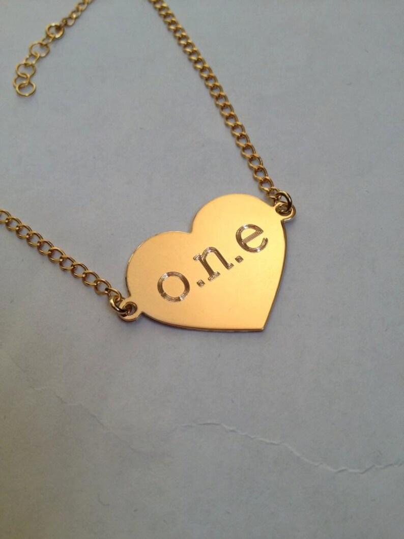 birthday gift personalized monogram Heart Bracelet personalized initial engraved bracelet gift ideas Friendship Bridesmaid Bracelet