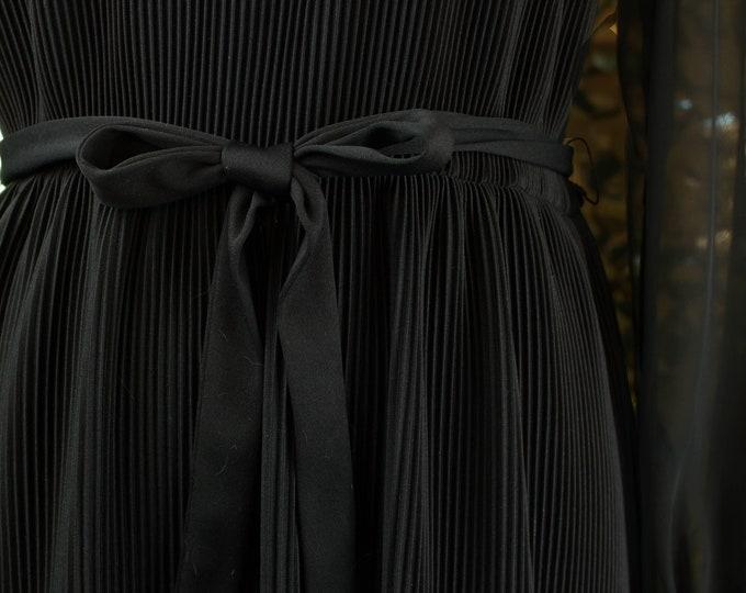NEW Long Sleeve Bobby's Girl Pleated Midi Dress