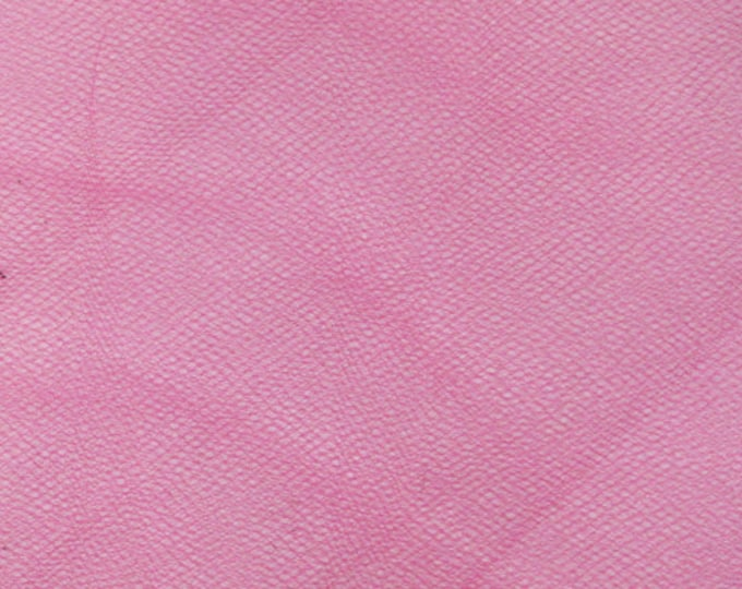 "Hot Pink Tulle with Glitter/ 58 60"" Wide/ Fabric By The Yard/ Polyester Spandex/ Metallic Sparkle Netting/ Ready to Ship/ Cut To Order Mesh"