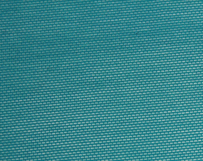"Turquoise Mesh/ BTY/ Fabric By The Yard/ Cut To Order/ 58 60"" Wide/ Poly Spandex/ Activewear Sportswear YD/ 4 Way Power Netting/Soft Stretch"