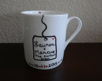 Valentines Day Gift Funny Coffee Mug Valentines Day Gift
