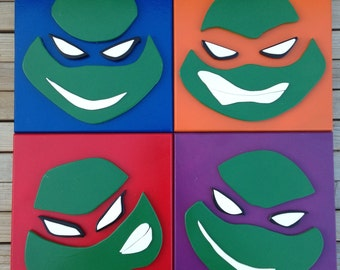 Teenage Mutant Ninja Turtles Wall Art