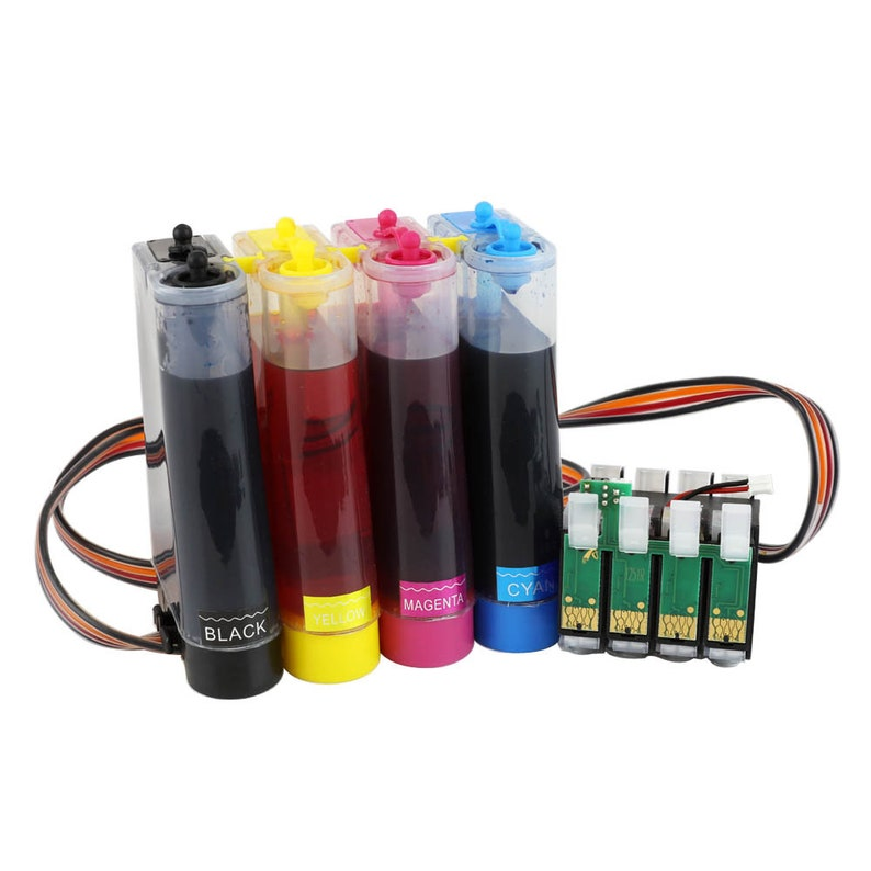 Do It Yourself sublimation printer kit for Epson WF-7710 WF-7720 and WF-7210