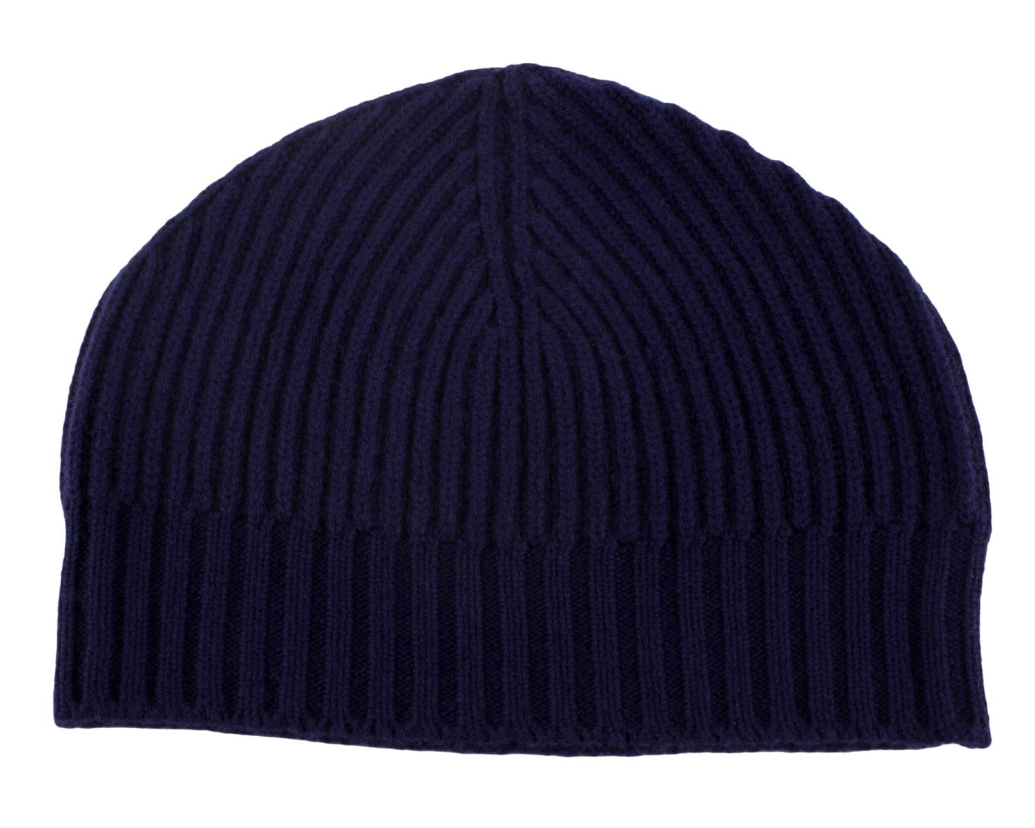 100/% Cashmere,blue House Of Cashmere Hat Made In Scotland