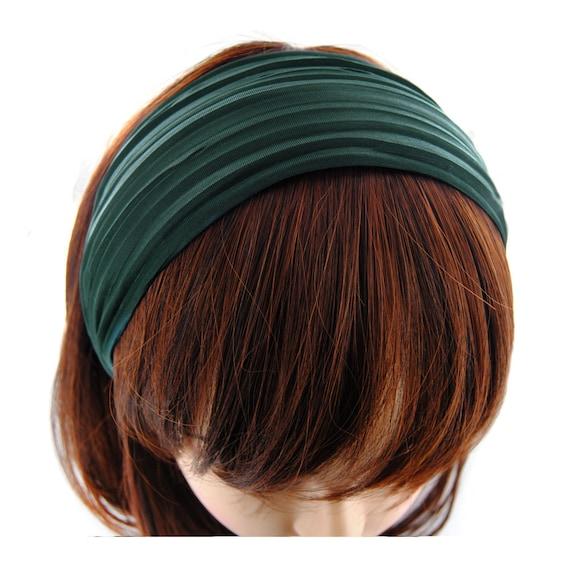axy® HR16A Breiter Haarreif Hair Band mit Glitzerfäden Stirnband Haarschmuck