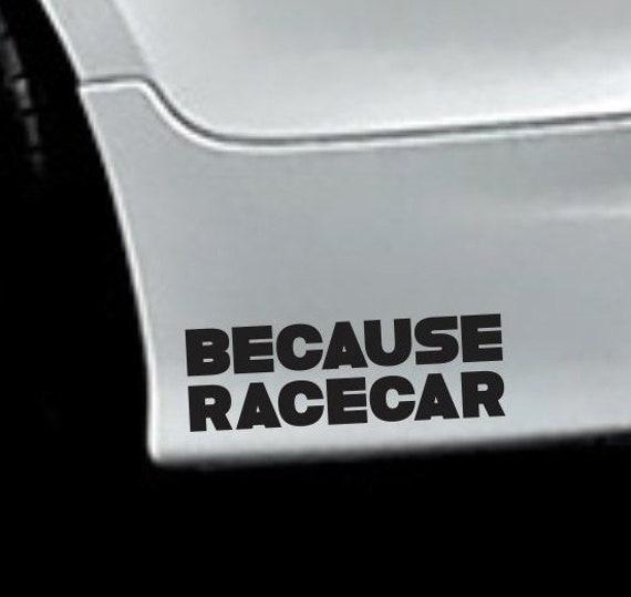 Grocery Getter v2 Decal Funny Car Vinyl Sticker JDM Wagon Euro Turbo Honda Acura