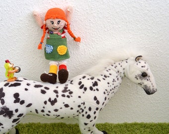 Doll Lotta (29x 9 cm)