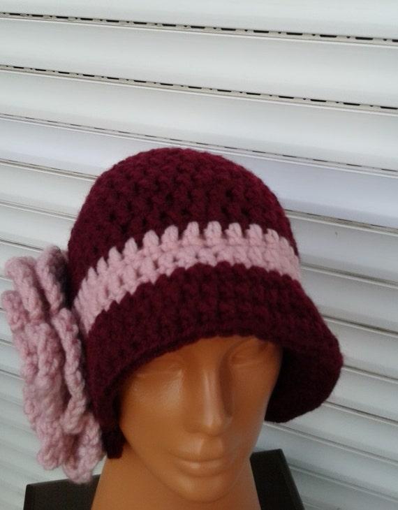 9ba8267b6054f Women bucket hat winter hat federo hat in handmade cloche hat