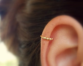 Cartilage Earring Etsy