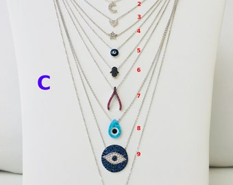 Sterling Silver Necklaces Sale!