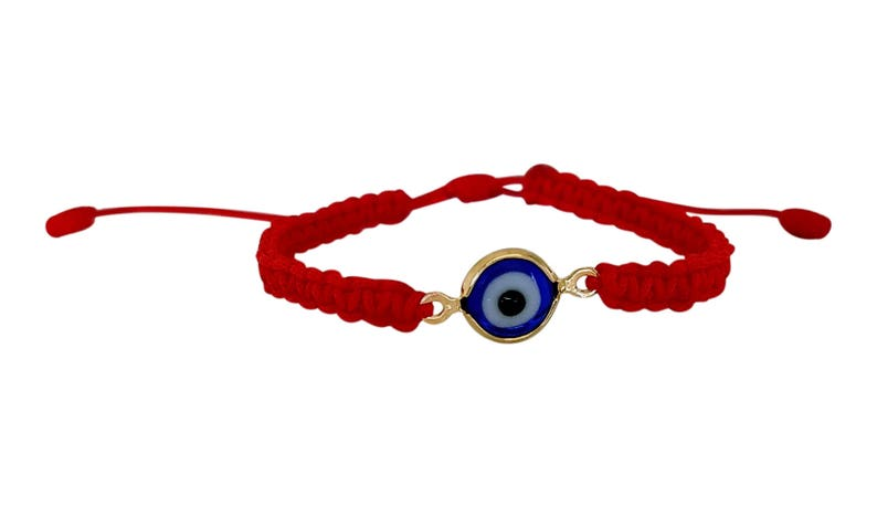 Baby Bracelet Baby Red String BraceletBaby Protection image 0