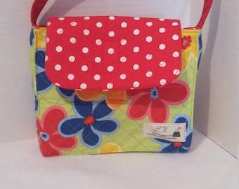 Gift idea toddler messenger bag