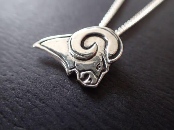 Los Angeles Rams Necklace