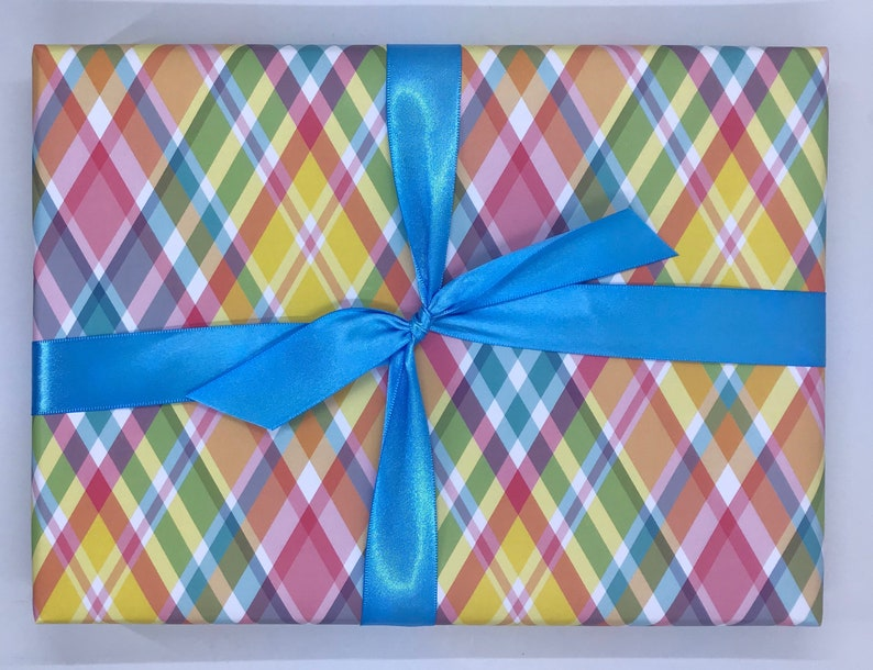 Happy BirthdayWrapping PaperWrapping Paper SheetFirst