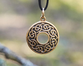 Mens celtic necklace etsy celtic necklace celtic jewelry womens necklace mens necklace pagan jewelry pagan necklace for men viking jewelry celtic knot aloadofball Image collections
