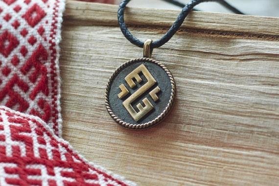 Pagan Halskette Zalktis und Aka, lettischen Schmuck, Herren Halskette, heidnischen Schmuck, Talisman, Schutz Schmuck, Sterling Silber Halskette