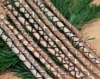 Boho decoration of dreads (READ DESCRIPTION!)