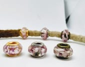 Dread beads m. straw flower / natural beads / dread beads dreadlock beads / beard beads / dreadlock beads