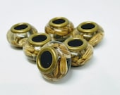 Dreadbeads m. fennel seeds/natural pearls/dreadbeads dreadlock beads/beard beads/dreadlock beads