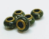 Dreadbeads m. nettle/natural pearls/dreadbeads dreadlock beads/beard beads/dreadlock beads