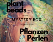 Plant Beads Mystery Box / Surprise Box / Box Set / Dread Beads / Dreadlock Jewelry / Accessories