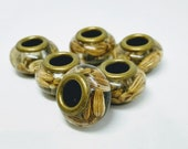 Dread beads m. Fennel seeds / natural beads / dread beads dreadlock beads / beard beads / dreadlock beads
