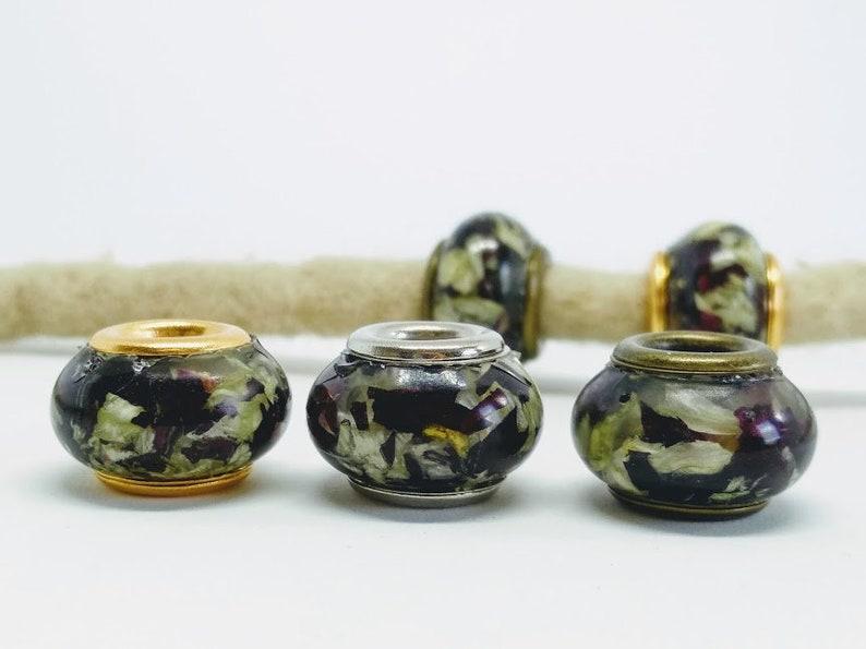 fragrance and peoniesnatural pearlsdreadbeads dreadlock beadsbeard beadsdreadlock beads Dreadbeads m