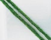 Human Hair Dreadlocks - Green / Light Green / Dreadlock Extensions / Extensions / Dreads