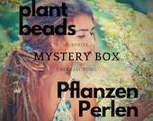 Plant Beads Mystery Box / Surprise Box / Box Set / Dread Beads / Dreadlock Jewelry / Accessories