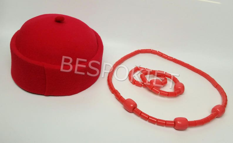 UK FREE SHIPPING kid cap and necklace set
