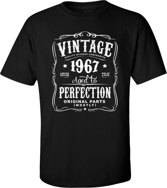 51st In 2018 Birthday Gift For Men And Women Vintage 1967