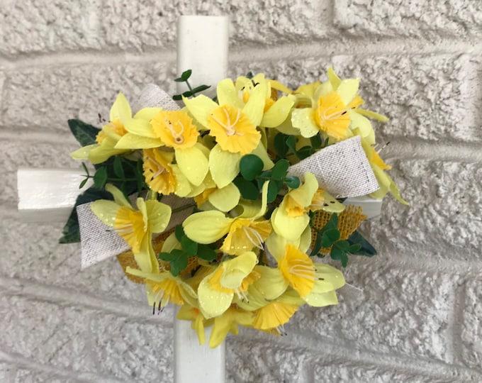 Cemetery , grave memorial, grave decoration, memorial cross, Floral Memorial, grave marker, in memory of
