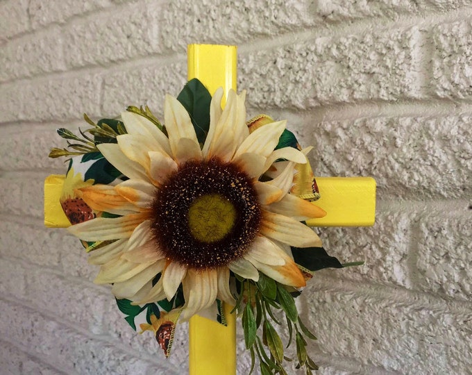 Cemetery decoration, flowers for grave, grave decoration, memorial cross, Cross for grave, cemetery cross, memorial cross, in memory of