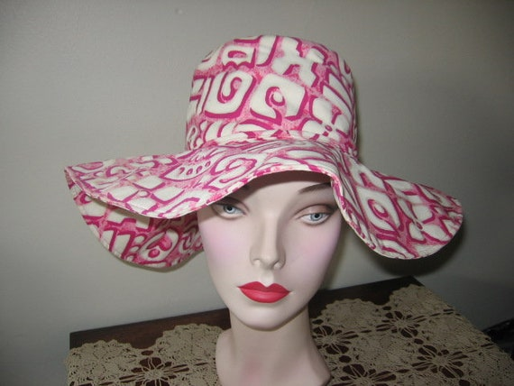 CLEARANCE / 1960's-70's *California Dreamin'* Hat