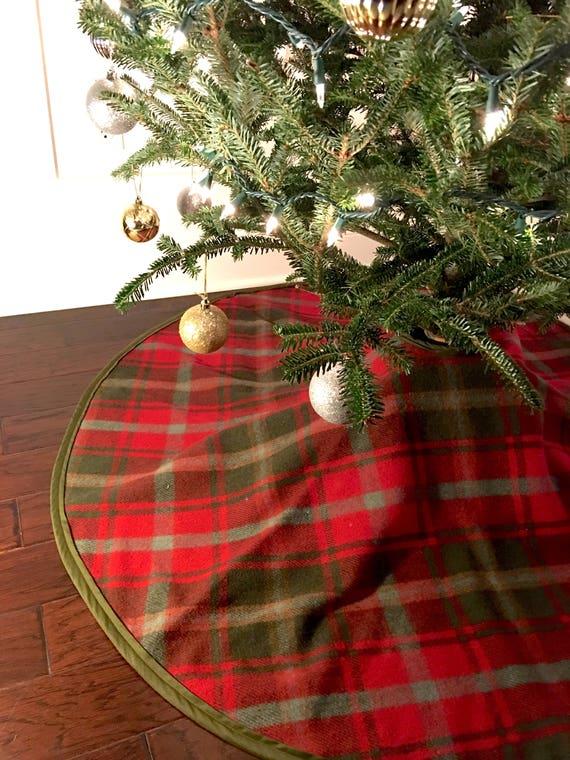 image 0 - Christmas Tree Skirts Etsy