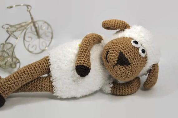 AMIGURUMI pdf pattern - Sheep