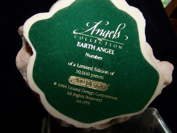 Earth Angel Figurine Limited Edition