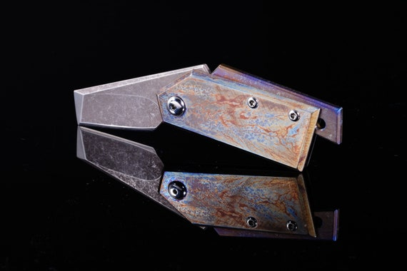"Equipoise Friction Folder ""Toxic"""