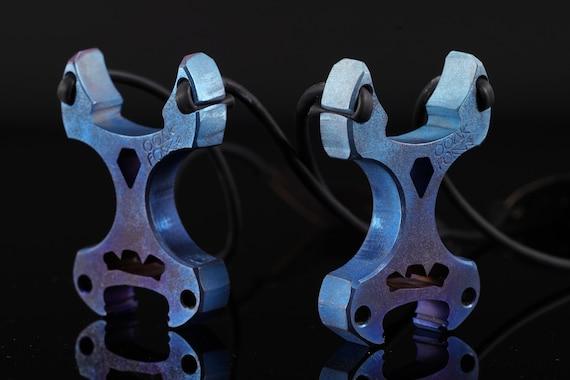 Titanium 'Horny Monster' Slingshot