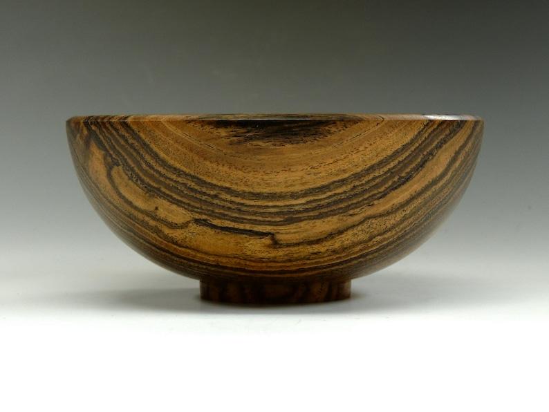 Bocote Bowl #1879