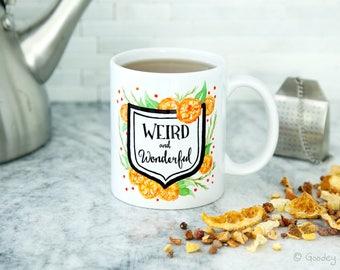 Weird and Wonderful, Mug0007