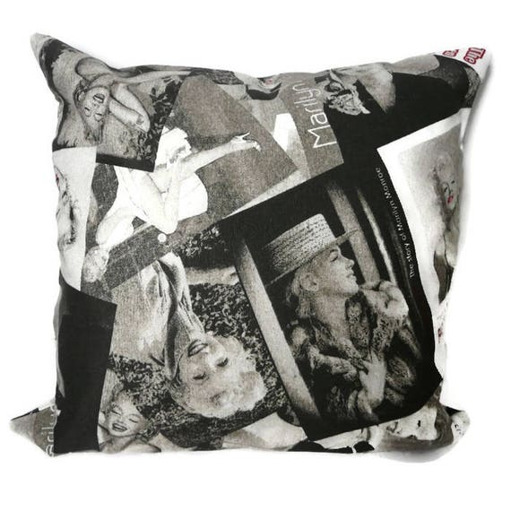 Hand-drawn Style Marilyn Monroe Pillow Case Pillow Cover Pillow Protector