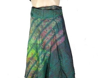 7168e6fa08a Jupe longue indienne style hippie chic