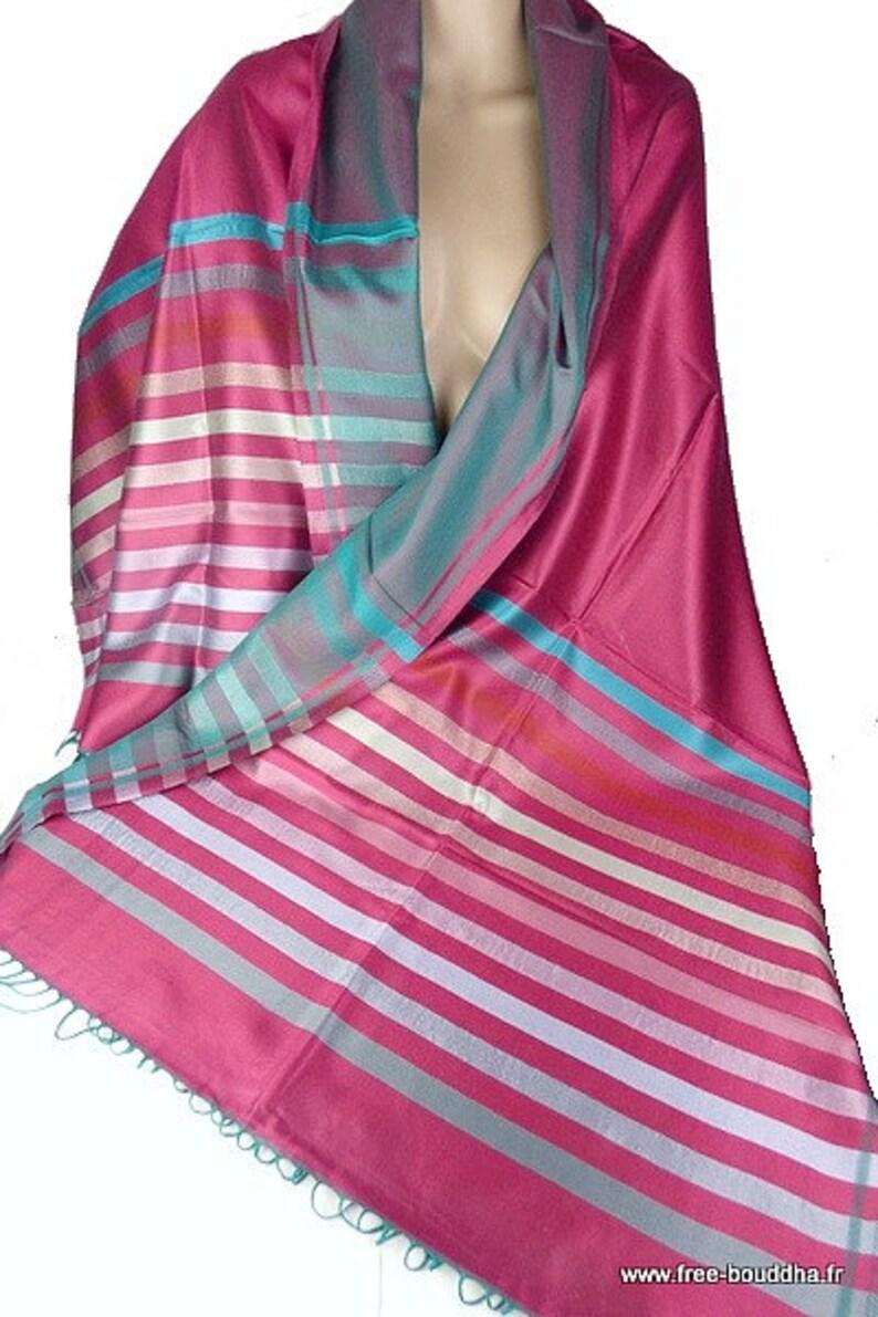 2378439099d SILK shawl green Burgundy silk scarf, pashmina silk, silk scarf, silk  shawl, stole, scarf silk aps122 silk