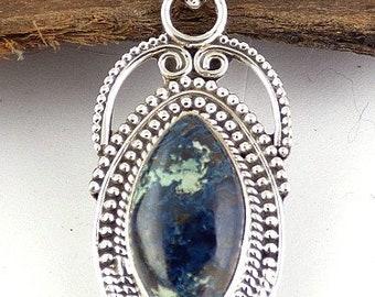 SHATTUCKITE silver jewelry pendant shattuckite, shattuckit, jewels, jewelry stones AJE2.9 shattuckit