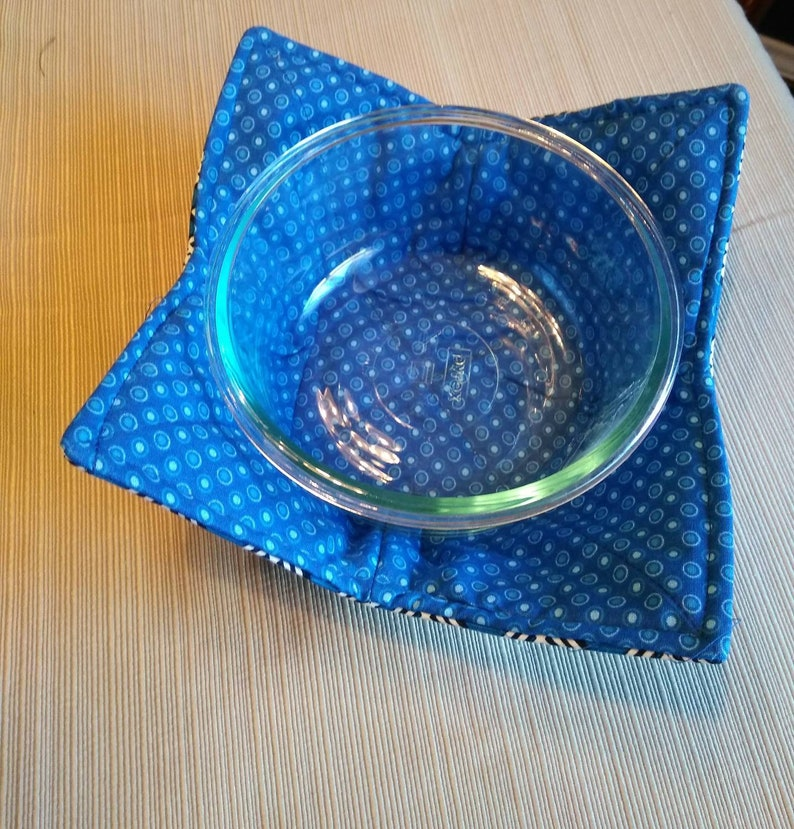 Bowl Cozy Set Soup Bowl Cozy Bowl PotholderReversible Bowl Cozy
