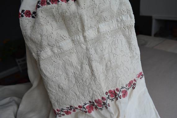 Womens shirt shirt embroidered Handmade Ukrainian folk Embroidered embroidered dress Vintage shirt Vyshyvanka wxtFT