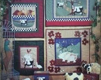 County Fair Quilt Pattern - VINTAGE