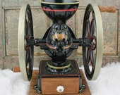 Antique ENTERPRISE PHILADELPHIA Coffee Grinder No.3 Mill Moulin cafe Molinillo Koffiemolen Kaffeemuehle USA